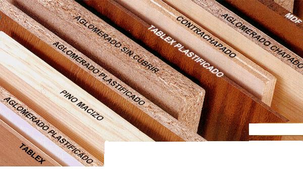 maderas prefabricadas